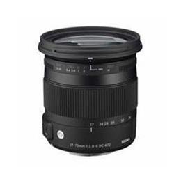 ☆シグマ 交換用レンズ 17-70mm F2.8-4 DC MACRO OS HSM ニコン用 AF17-70/2.8-4DCMOS-NI