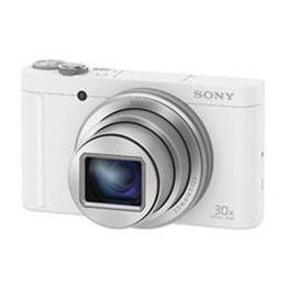 <欠品中 納期未定>☆ソニー デジタルカメラ Cyber-shot(サイバーショット) ホワイト DSC-WX500-W
