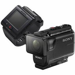 SONY ☆ソニー デジタルHDビデオカメラレコーダー アクションカム ライブビューリモコンキット同梱モデル HDR-AS50R