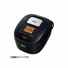☆Panasonic IH炊飯器 1升炊き ブラック SR-HB188-K