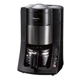☆Panasonic 沸騰浄水コーヒーメーカー ブラック NC-A57-K