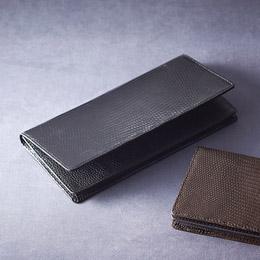 ☆リザード長財布 M81212417 K91208818