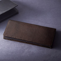 ☆リザード長財布 M81212426 K91208827