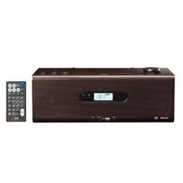 ☆JVCケンウッド Bluetooth対応 CDコンポ ブラウン RD-W1-T