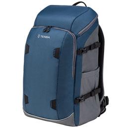 ☆TENBA SOLSTICE BACKPACK 24L ブルー V636-416