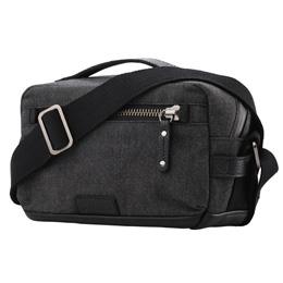<欠品中 未定>☆TENBA Cooper 6 Camera Bag Grey Canvas V637-405