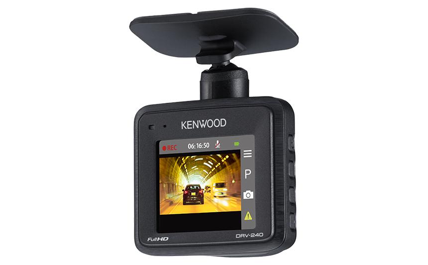 <予約順>KENWOOD ケンウッド ドライブレコーダー DRV-240
