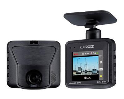 <予約順>KENWOOD ケンウッド ドライブレコーダー DRV-340