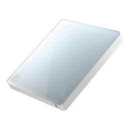 <欠品中 未定>☆IOデータ スマートフォン用CDレコーダー 「CDレコ」 アイスグレー CDRI-W24AI2BL
