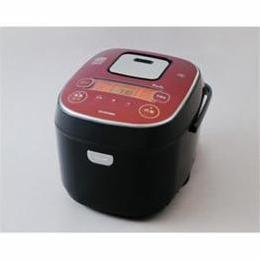 ☆アイリスオーヤマ 銘柄炊き IHジャー炊飯器 10合 ブラック PKRC-IE10-B