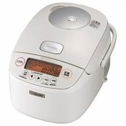 ☆象印 圧力IH炊飯ジャー 「極め炊き」 (1升) ホワイト NP-BH18-WA