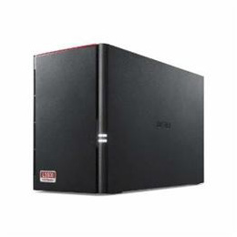 ☆BUFFALO リンクステーション ネットワーク対応HDD 2TB LS520D0202G