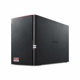 ☆BUFFALO リンクステーション ネットワーク対応HDD 8TB LS520D0802G