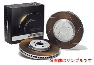 DIXCEL ディクセル ブレーキローター FPタイプ FP3212375S フロント 【NF】