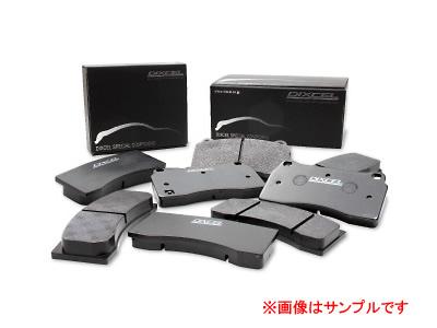 DIXCEL ディクセル ブレーキパッド スペコンβタイプ BE321262 フロント