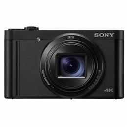 <欠品中 納期未定>☆SONY コンパクトデジタルカメラ Cyber-shot(サイバーショット)ブラック DSC-WX800