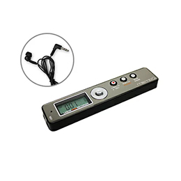 ☆MEDIK 電話録音可能ボイスレコーダー VR-TEL800