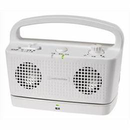 ☆Audio-Technica デジタルワイヤレススピーカーシステム ホワイト AT-SP767XTVWH