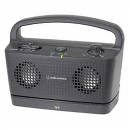 ☆Audio-Technica テレビ用お手元スピーカー ブラック AT-SP767XTVBK