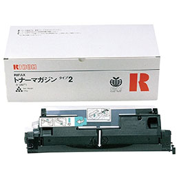 ☆RICOH RIFAX トナーマガジン タイプ2 614603