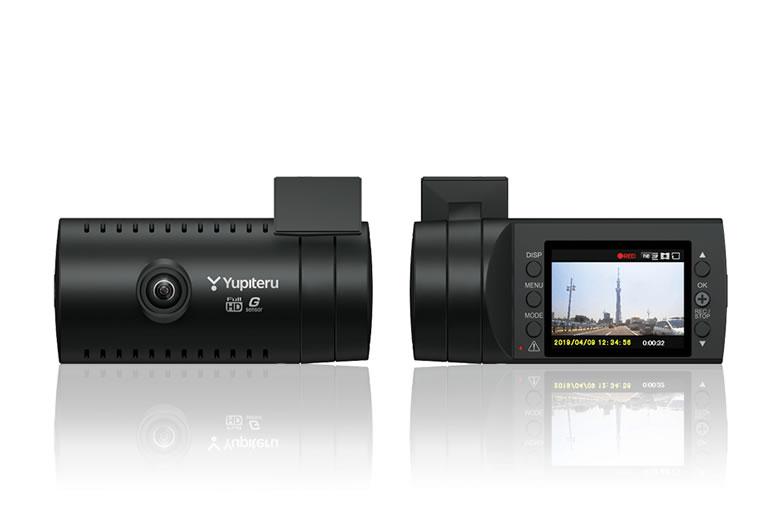 YUPITERU ユピテル 200万画素Gセンサー搭載一体型ドライブレコーダー DRY-SV1150C