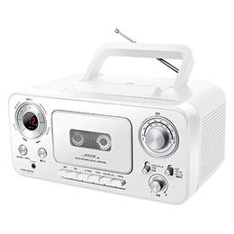 ☆CDラジオカセットレコーダー K90808124