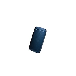 ☆エレコム 外付けSSD ポータブル USB3.2(Gen1)対応 TLC搭載 Type-C&Type-Aケーブル付属 250GB ネイビー ESD-EF0250GNV