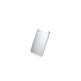 ☆エレコム 外付けSSD ポータブル USB3.2(Gen1)対応 TLC搭載 Type-C&Type-Aケーブル付属 250GB シルバー ESD-EF0250GSV
