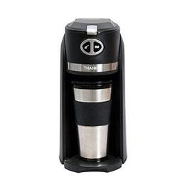 <欠品 予約順>☆サンコー 豆から作れるお一人様全自動コーヒーメーカー 「俺のバリスタ」 SFACMWTB