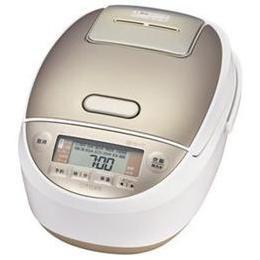 ☆タイガー 圧力IH炊飯ジャー 炊きたて 5.5合炊き ホワイト JPK-A100W