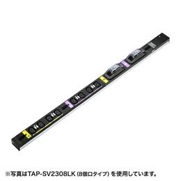 <欠品 未定>☆サンワサプライ 19インチサーバーラック用コンセント 200V(30A) 抜け防止ロック機能付き TAP-SV23012LK