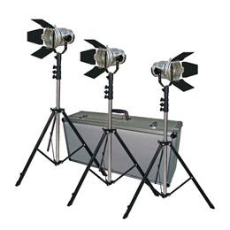☆LPL スタジオロケーションライト トロピカルTL500キット3 L25733