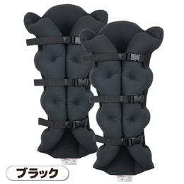 ☆ムッシュ サクラ咲く足まくら EVOLUTION(両足セット) ブラック 8120736