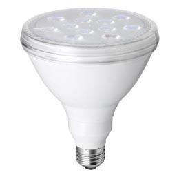 ☆5個セット YAZAWA ビーム形LEDランプ7W電球色30° LDR7LW2X5