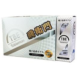 ☆12個セット TOBIEMON 2ピース カラーボール パールホワイト T-B2PWX12