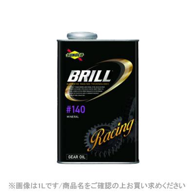 SUNOCO スノコ オイル BRILL ブリルギヤ #140 期間限定の激安セール 20L×1缶 期間限定送料無料 GEAR