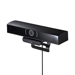☆サンワサプライ スピーカー内蔵Webカメラ CMS-V48BK