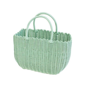 淡い色合いのバッグ 未使用 送料無料 P.Pバッグ 上質 ミントグリーン 9811 沖縄 離島別途送料 他の商品と同梱不可 北海道