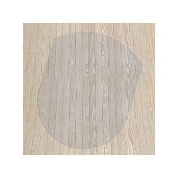 カーペットを保護。 ●【送料無料】ナカバヤシ チェアマット RCM-006CL「他の商品と同梱不可/北海道、沖縄、離島別途送料」