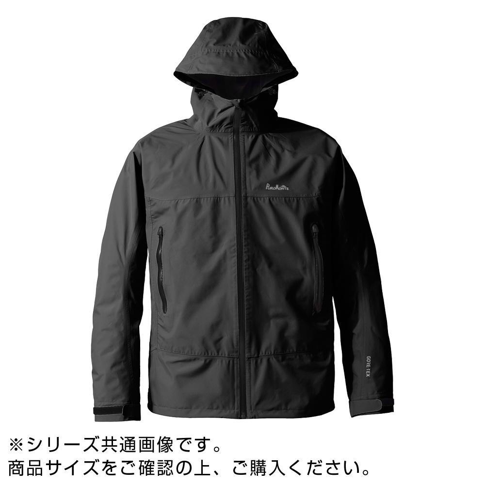 ●【送料無料】GORE・TEX ゴアテックス パックライトジャケット メンズ ブラック M SJ008M「他の商品と同梱不可/北海道、沖縄、離島別途送料」