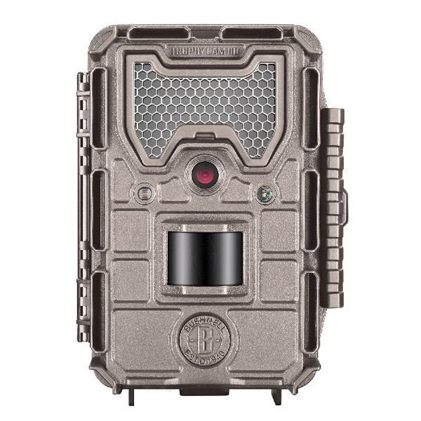 ●【送料無料】Bushnell ブッシュネル 屋外型センサーカメラ トロフィーカム 20MP ローグロウ「他の商品と同梱不可/北海道、沖縄、離島別途送料」