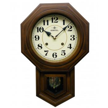 ●【送料無料】ボンボン振り子時計(アラビア文字) QL688 八角渦ボン時計「他の商品と同梱不可/北海道、沖縄、離島別途送料」