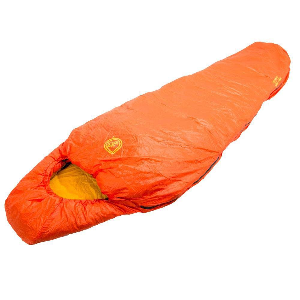 ●【送料無料】JR GEAR(ジェイアール ギア) Prism 133 スリーピングバッグ(寝袋) Pumpkin(32) ♯PSB133「他の商品と同梱不可/北海道、沖縄、離島別途送料」