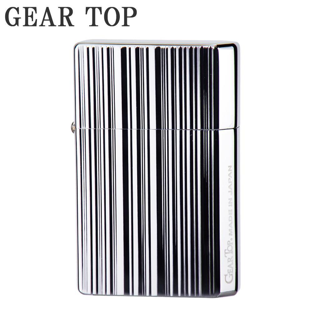 ●【送料無料】GEAR TOP オイルライター GT3-004 ストライプDS「他の商品と同梱不可/北海道、沖縄、離島別途送料」