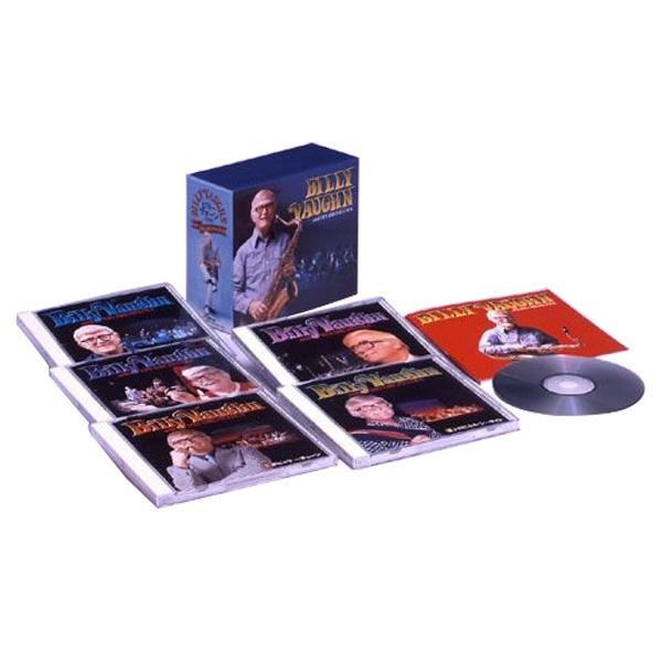 ●【送料無料】CD ビリー・ヴォーンの世界 VCS-1117~1121「他の商品と同梱不可/北海道、沖縄、離島別途送料」