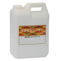 ●【送料無料】ビアンコジャパン(BIANCO JAPAN) ウロコクリーナー ポリ容器 4kg US-101「他の商品と同梱不可/北海道、沖縄、離島別途送料」