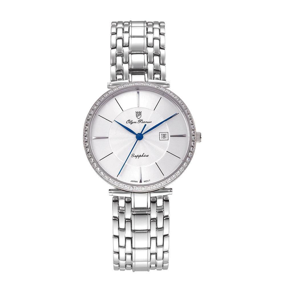 ●【送料無料】OLYM PIANAS(オリン ピアナス) メンズ 腕時計 ON-5657DMS-3「他の商品と同梱不可/北海道、沖縄、離島別途送料」