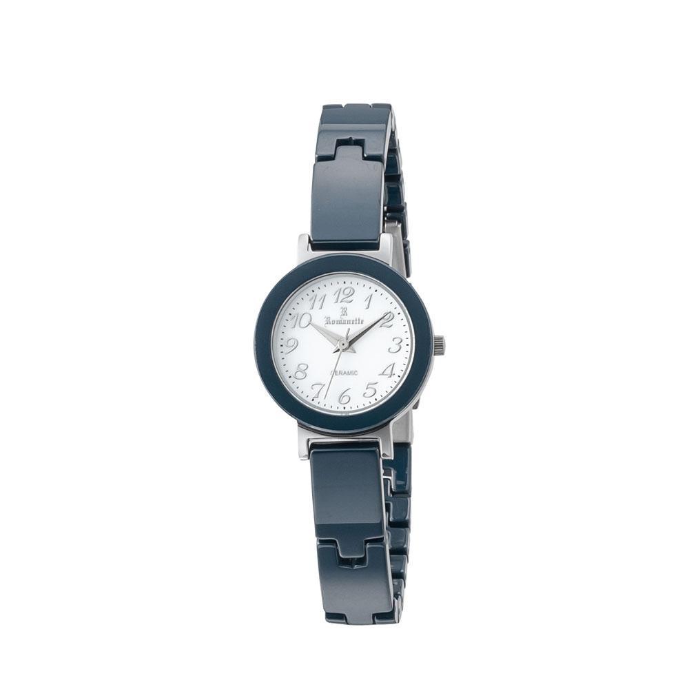 ●【送料無料】ROMANETTE(ロマネッティ) レディース 腕時計 RE-3531L-04「他の商品と同梱不可/北海道、沖縄、離島別途送料」