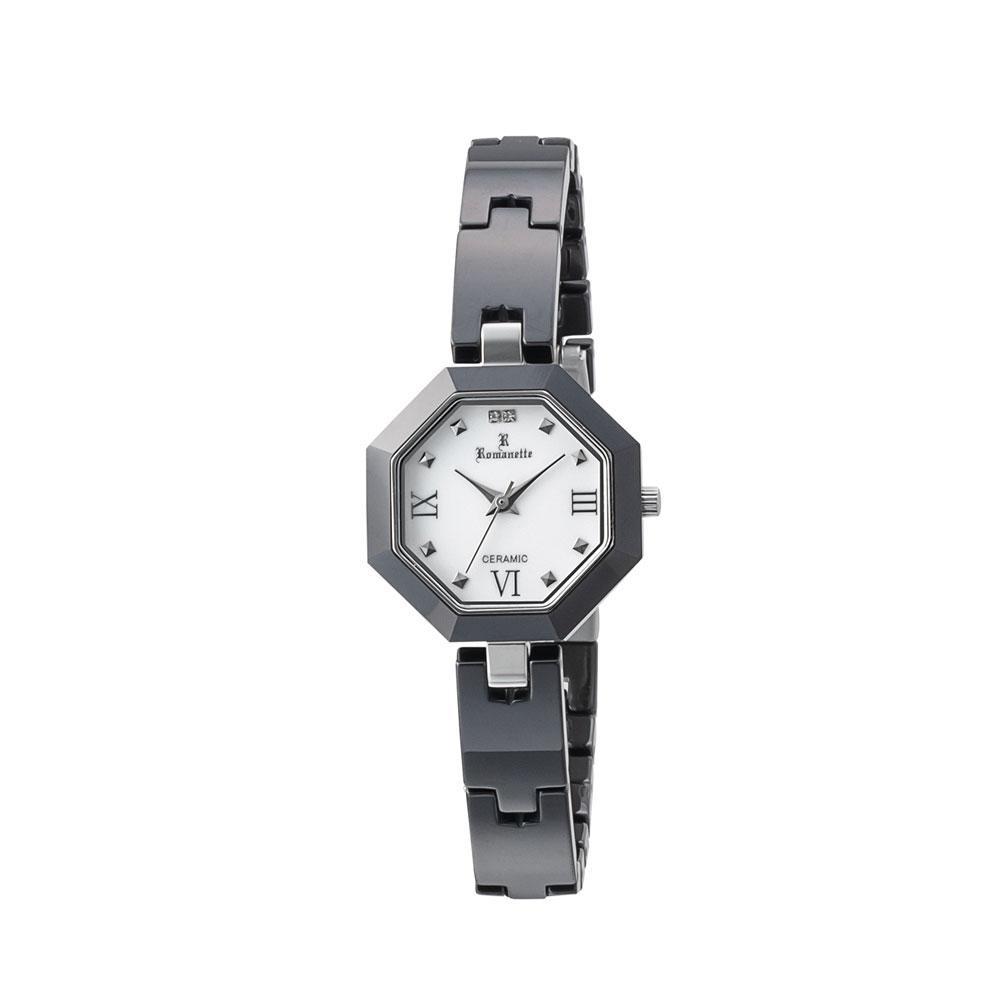 ●【送料無料】ROMANETTE(ロマネッティ) レディース 腕時計 RE-3533L-01「他の商品と同梱不可/北海道、沖縄、離島別途送料」