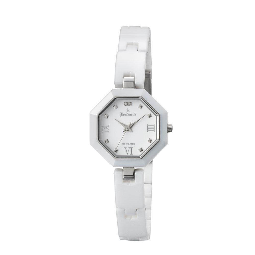 ●【送料無料】ROMANETTE(ロマネッティ) レディース 腕時計 RE-3533L-03「他の商品と同梱不可/北海道、沖縄、離島別途送料」